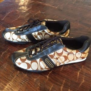 Coach Kirby sneakers shoes flats